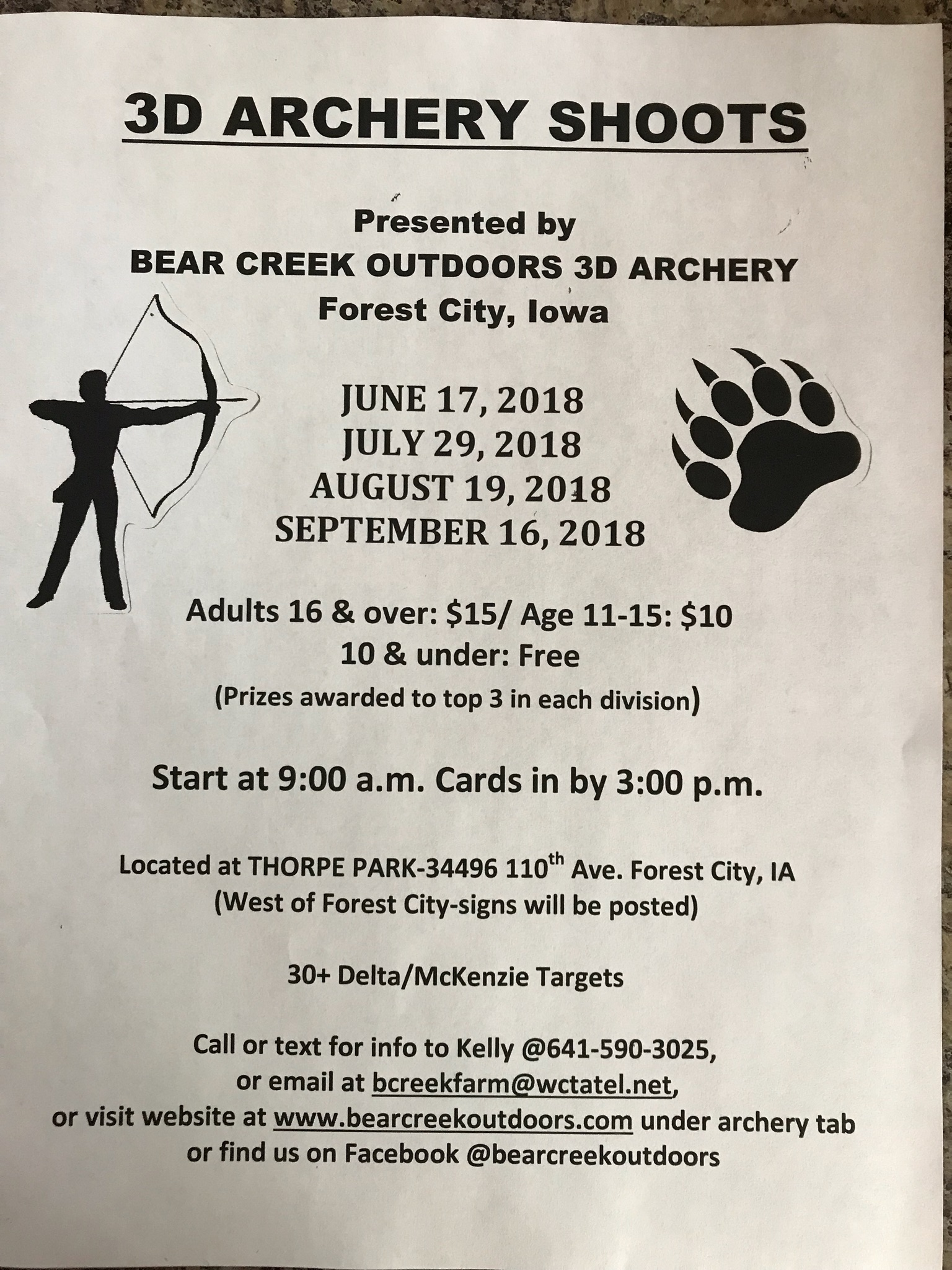 Blog – Bear Creek Outdoors